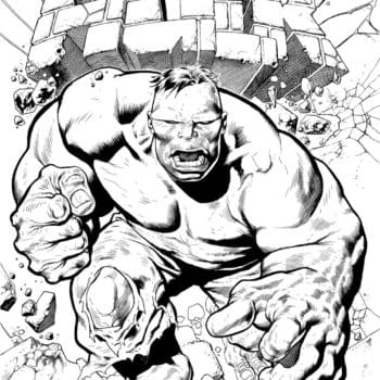 Kevin Nowlan Helps Out On The Immortal Hulk in May