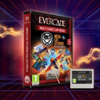 Evercade Announces Mega Cat Studios Collection 2