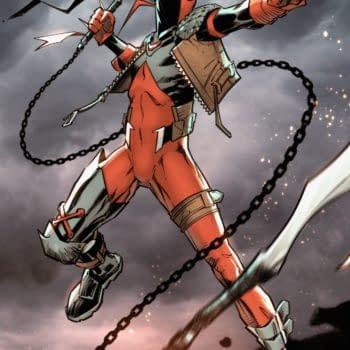 Respawn To Appear In Robin #1 - Kid Deathstroke?