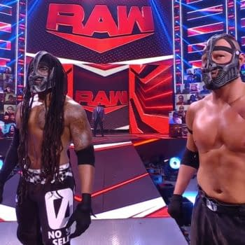 WWE Raw - So the idea is... Retribution is over... but we're still keeping these stupid gimmicks?!