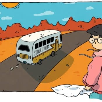 Debbie Fong's Debut Graphic Novel Next Stop From Random House Graphic