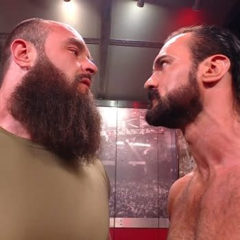 """Braun Strowman and Drew McIntyre both want to win the WWE Championship from Bobby Lashley and carry it out """"the backside"""" of WrestleMania Backlash"""