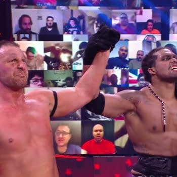 Former Retribution members T-Bar and Mace were unmasked on WWE Raw