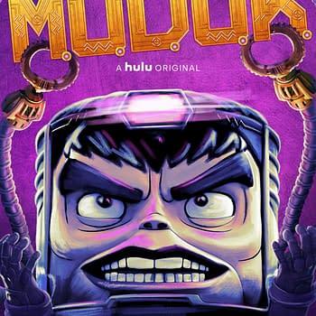 Marvels M.O.D.O.K. Posters Focus on Marvel/Hulus Suburban Nightmare