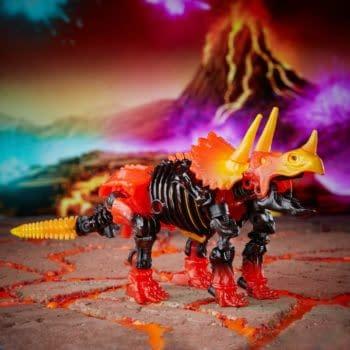 Hasbro Reveals Transformers Tricranius Beast Power Collection