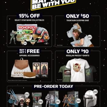 "Gamestop Hosts ""May The 4th"" Sale For Star Wars Day"