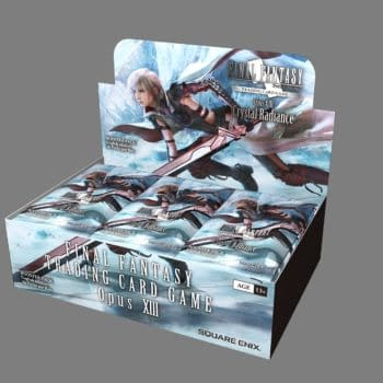 Final Fantasy TCG Releases Crystal Radiance Booster Set Today
