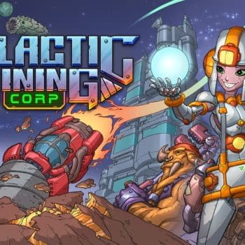 Galactic Mining Corp Will Be Dropping Onto Steam On May 18th
