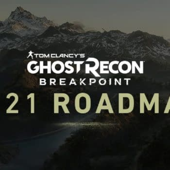 Tom Clancy's Ghost Recon Breakpoint Gets A 2021 Roadmap