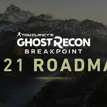 Tom Clancys Ghost Recon Breakpoint Gets A 2021 Roadmap