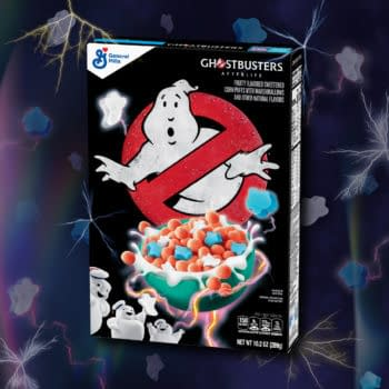General Mills Unveils New Ghostbusters and Lucky Charm Cereals
