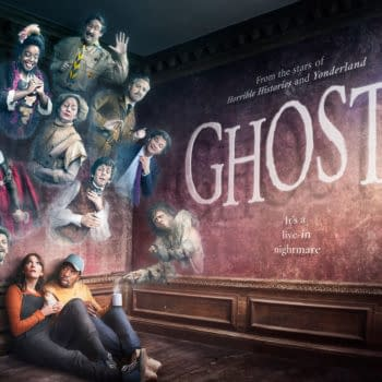 Ghosts: Star Lawrence Rickard Declares Series 3 Has Been Shot