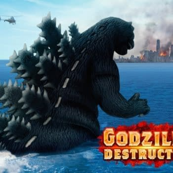 TOHO Games Releases Godzilla Destruction For Mobile This Week