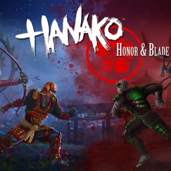 Hanako: Honor & Blade Will Be Coming Out This Summer