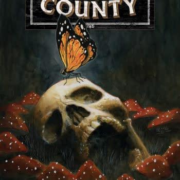 Cover to Tales from Harrow County: Fair Folk