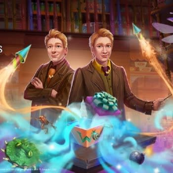 Harry Potter: Puzzles & Spells Launches A Mischief Event