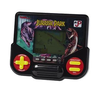 Hasbro Reveals Jurassic Park Monopoly & Tiger Electronics Games