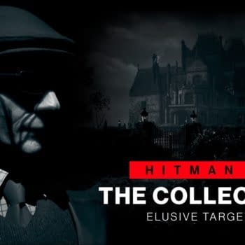 Hitman 3 Releases Info On April's Elusive Target, The Collector