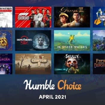 Humble Bundle's April 2021 Games Will Benefit Stop AAPI Hate