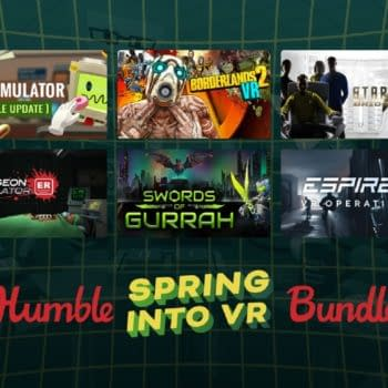 The Humble Bundle Spring VR Event Has Launched