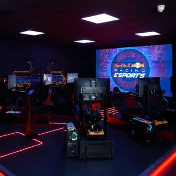 HyperX Partners Up With The Red Bull Racing Esports Team