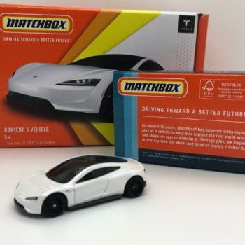 Mattel Drives Toward a Better Future With New Recycled Matchbox Cars