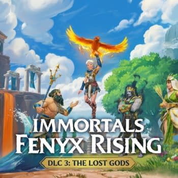 Immortals Fenyx Rising - The Lost Gods Is A New Top-Down Expansion