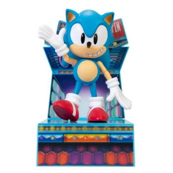 Jakks Pacific & SEGA Expand Sonic The Hedgehog Toy Line Agreement