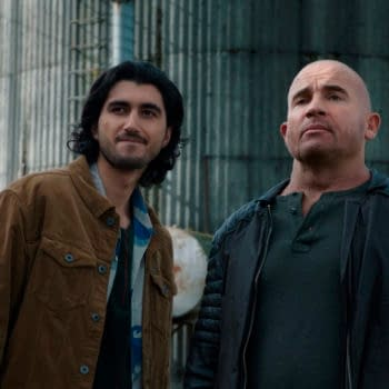 """Legends of Tomorrow: Dominic Purcell Quits? """"The Studio Does Not Care"""""""