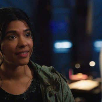 "Legends of Tomorrow: Lisseth Chavez Talks Esperanza ""Spooner"" Cruz"