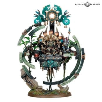 Age Of Sigmar Heralds The Return of Seraphon Starmaster Lord Kroak