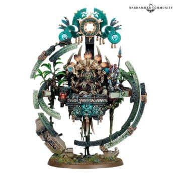 Age Of Sigmar Heralds The Return of Seraphon Starmaster Lord Kroak