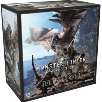 Steamforged Games Monster Hunter World Game On Kickstarter Tomorrow