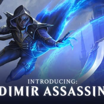 Magic: Legends Drops A New Trailer For The Dimir Assassin Class