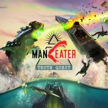 Maneater: Truth Quest Will Be The Weirdest DLC This Year