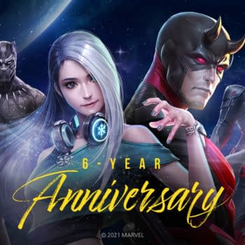 Marvel Future Fight Celebrates Its Sixth Anniversary