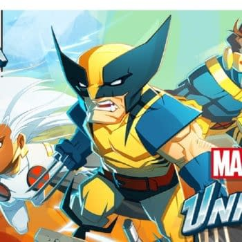 Marvel United: X-Men Crowdfunding Campaign Launched On Kickstarter