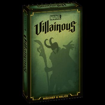 Ravensburger Unveils Marvel Villainous: Mischief & Malice