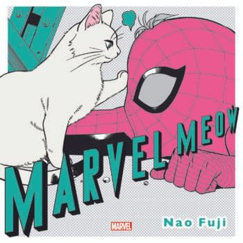 Marvel Meow: Marvel and Viz Media Begin Official Manga Collaboration