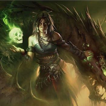 Magic: The Gathering Meren Of Clan Nel Toth Commander Deck Tech
