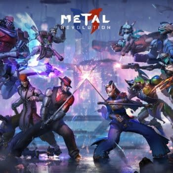 Cyberpunk Fighting Game Metal Revolution Will Release This Year