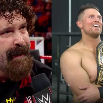 Mick Foley and The Miz are highlighted in new content streaming on Peacock for U.S. viewers, the WWE Network for others.