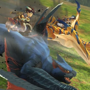 Capcom Unveils More About Monster Hunter Stories 2: Wings Of Ruin