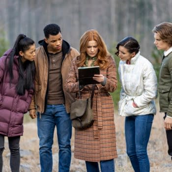 Nancy Drew S02E11 Preview: Our Drew Crew Can't Remember Who They Are