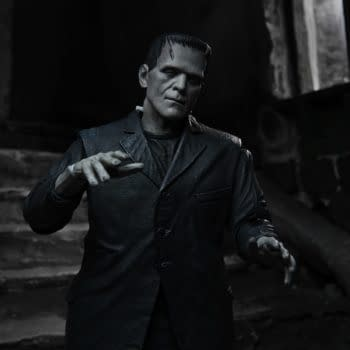NECA Officially Reveals Universal Monsters Ultimates Figures Line