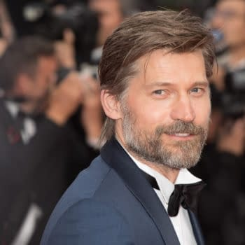 Nikolaj Coster-Waldau attends the screening of 'Sink Or Swim (Le Grand Bain)' during the 71st annual Cannes Film Festival at Palais des Festivals on May 13, 2018 in Cannes, France. (Image: magicinfoto/Shutterstock.com)