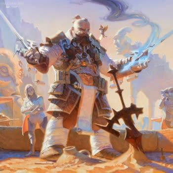Magic: The Gathering's Lorehold Precon Gives White And Red A Boost