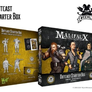 Wyrd Miniatures Teases New Outcast Starter Box For Malifaux