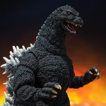 Godzilla is Ready to Take On Biollante With New S.H. MonsterArts Figure