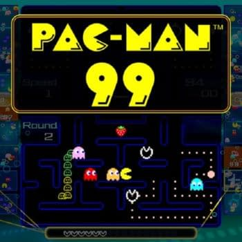 Nintendo Surprises Everyone With Pac-Man 99 Announcement